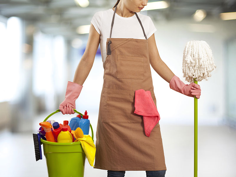 Childcare Cleaning