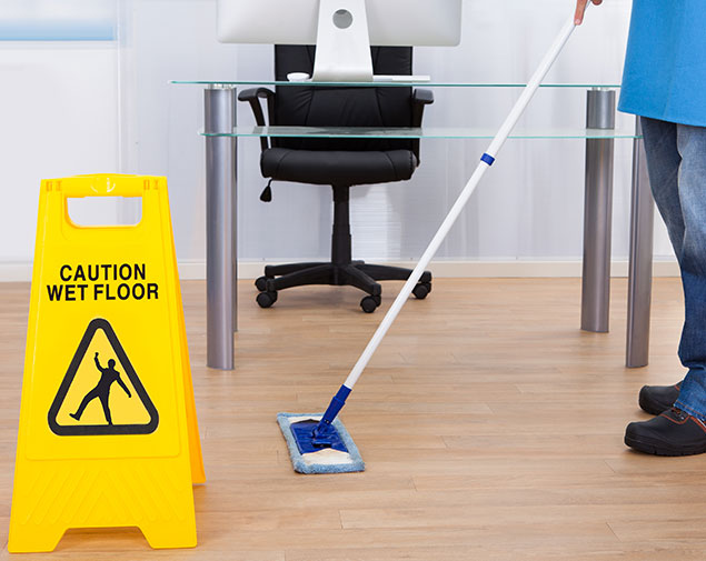 Daisies commercial cleaning Melbourne